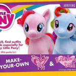 My Little Pony and Build A Bear!