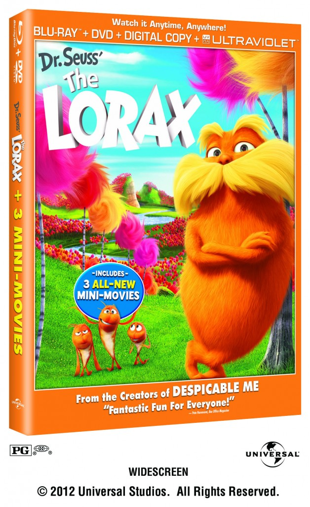 Review of Dr. Seuss&#8217; The Lorax
