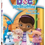 """Doc McStuffins: Time for Your Check Up!"" DVD Review & Giveaway"