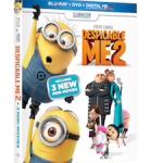 Despicable Me 2 Available on Blu-ray & Blu-ray 3D December 10th