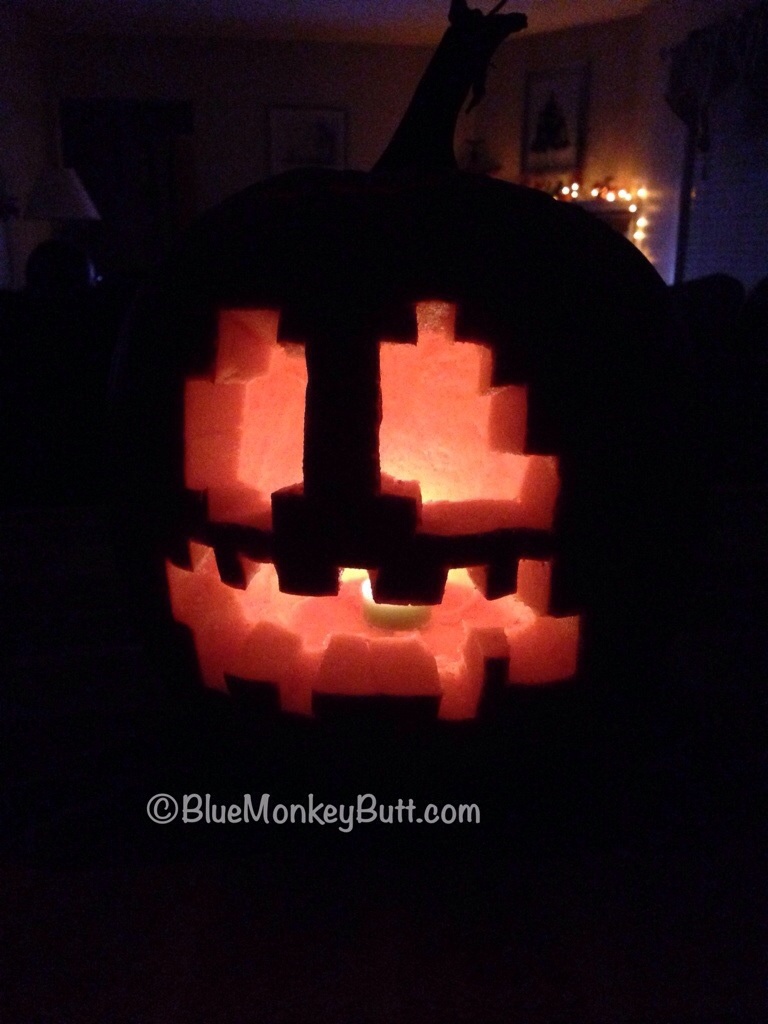 Minecraft pumpkin early thanksgiving it s time to get