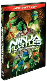Ninja Turtles: The Next Mutation - East Meets West DVD