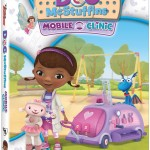 Disney Junior's Doc McStuffins: Mobile Clinic on DVD