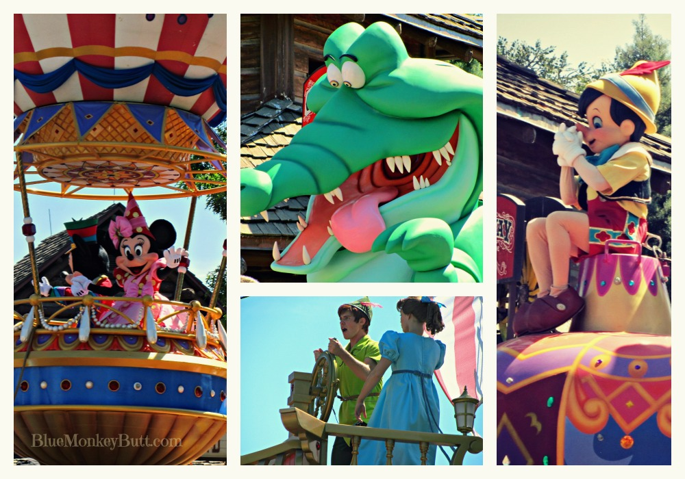 Wordless Wednesday Disney Parades