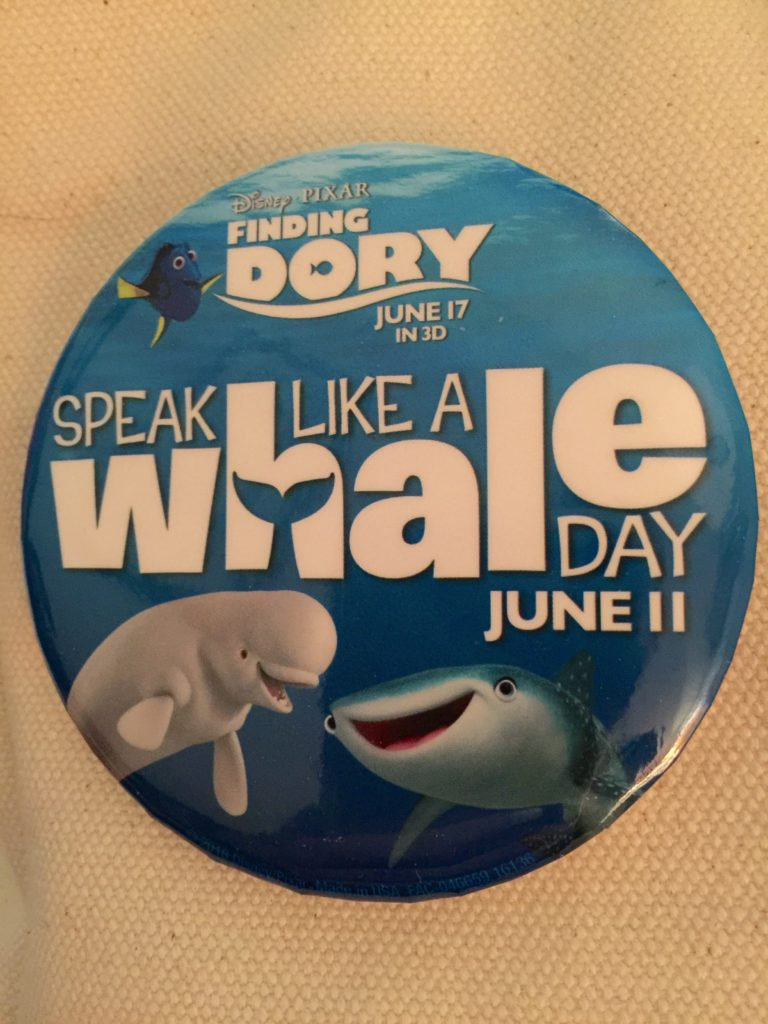 Speak Like A Whale Day