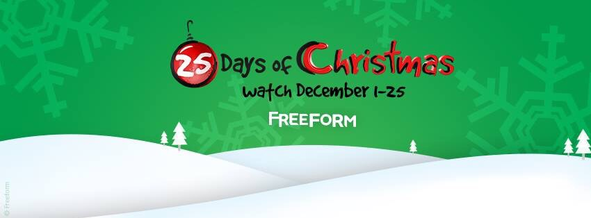 25 Days of Christmas on Freeform