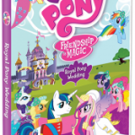 """""""My Little Pony Friendship is Magic: Royal Pony Wedding"""" DVD Review"""