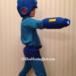 Mega Man Costume, Time Change & Holidays. Must be Random Tuesday Thoughts!