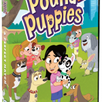 """""""Pound Puppies: A Perfect Match"""" on DVD"""