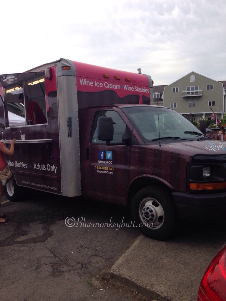 Canal Days Fairport, NY Wine Not Food Truck