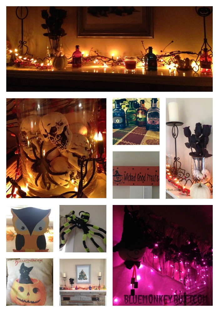 It's beginning to look a lot like halloween