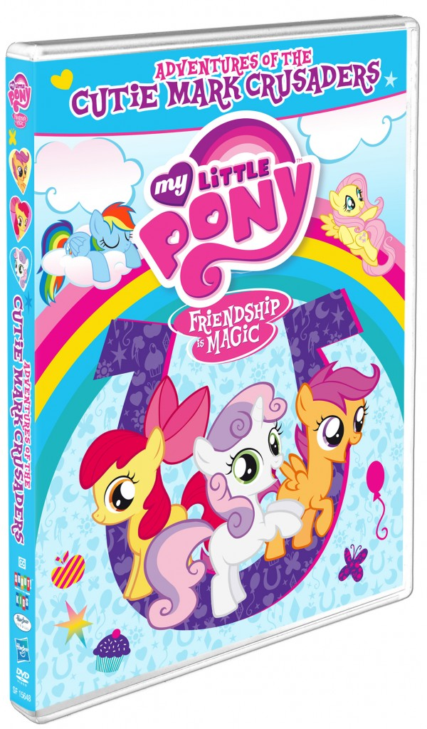 My Little Pony - Friendship Is Magic: Adventures Of The Cutie Mark Crusaders