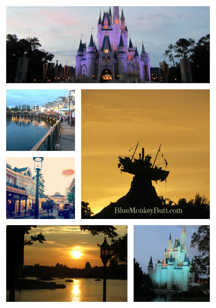 Walt Disney World Sunsets