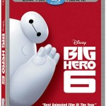 Feeling Better and Partying with Big Hero 6